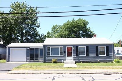 Pawtucket Single Family Home For Sale: 816 Cottage St