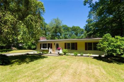 Hopkinton Single Family Home Act Und Contract: 70 Fenner Hill Rd