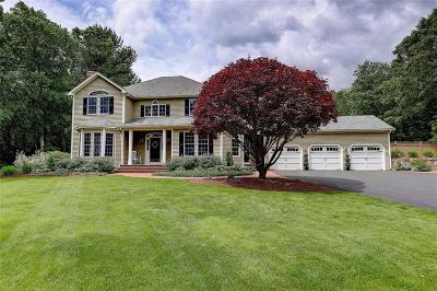 East Greenwich Single Family Home Act Und Contract: 95 Westfield Dr