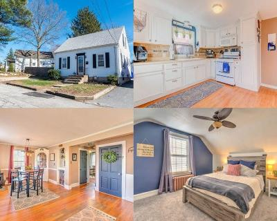 North Providence Single Family Home For Sale: 46 Towanda Dr