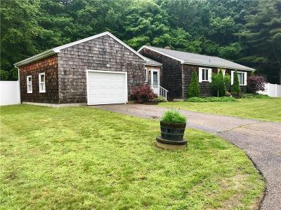 Hopkinton Single Family Home Act Und Contract: 125 Spring St