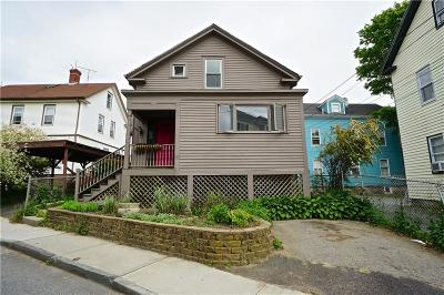 Newport Multi Family Home Act Und Contract: 99 Warner St