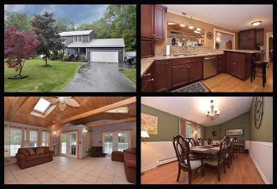 Tiverton Single Family Home For Sale: 69 Rhododendron Dr