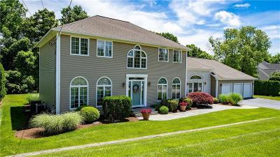 Cranston Single Family Home For Sale: 20 Katelan Ct