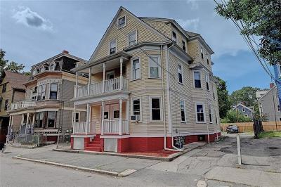 Providence Multi Family Home For Sale: 97 Chapin Av