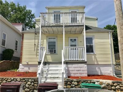 Woonsocket Multi Family Home For Sale: 60 Chalapa Av