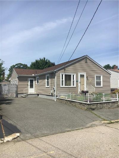 Pawtucket Single Family Home For Sale: 150 Woodbury St