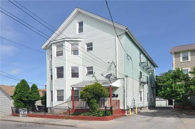 Central Falls Multi Family Home For Sale: 399 Central St