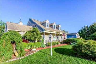 Portsmouth Single Family Home For Sale: 71 Johnnycake Lane