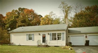 North Kingstown RI Single Family Home For Sale: $274,900