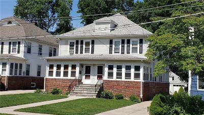 Woonsocket Multi Family Home For Sale: 521 Prospect St