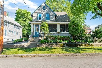 Woonsocket Single Family Home For Sale: 115 Collins St