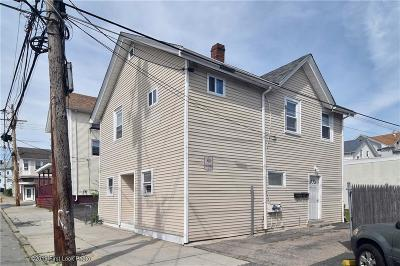 Central Falls Multi Family Home For Sale: 15 Moore St