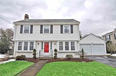 East Providence Single Family Home Act Und Contract: 87 Don Av