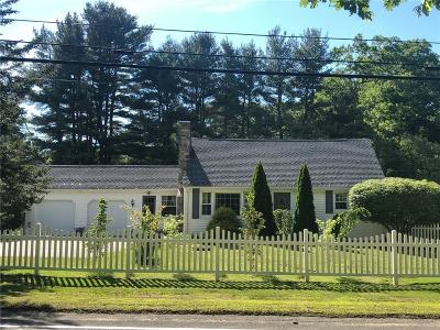 Scituate Single Family Home For Sale: 1 Samuel Stone Rd