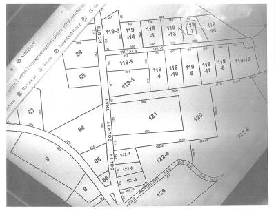 Charlestown RI Residential Lots & Land For Sale: $124,900