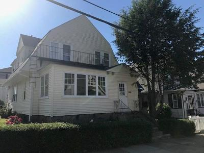 Woonsocket Multi Family Home For Sale: 73 Maple St