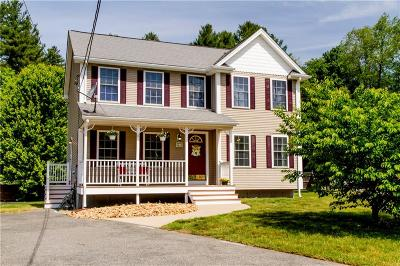 Burrillville Single Family Home For Sale: 87 Fox Run Dr