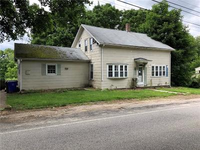 West Warwick Single Family Home Act Und Contract: 87 Church St