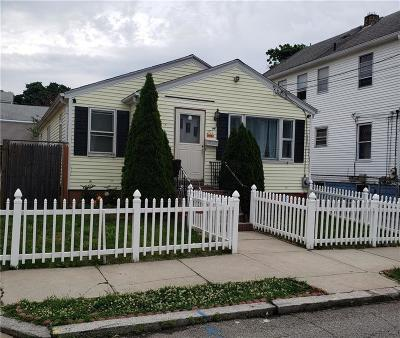 Providence RI Single Family Home For Sale: $239,900