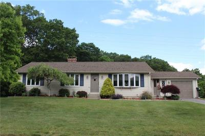 Woonsocket Single Family Home Act Und Contract: 70 Nancy Ct