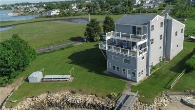 Narragansett Single Family Home For Sale: 100 Marine Drive Dr