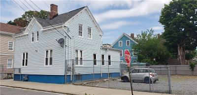 Providence RI Multi Family Home For Sale: $244,900