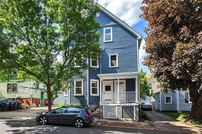 Providence Multi Family Home For Sale: 10 - 12 East George St