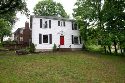 Providence Single Family Home For Sale: 63 Brightwood Av