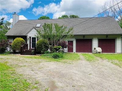Burrillville Single Family Home For Sale: 1325 Spring Lake Rd