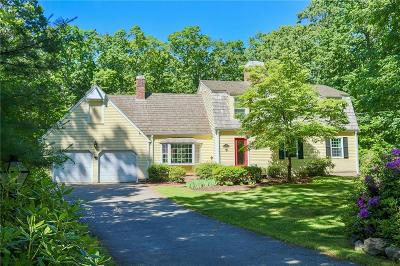 Cumberland Single Family Home For Sale: 76 Little Pond County Rd