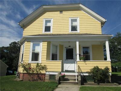 Lincoln Single Family Home Act Und Contract: 201 Railroad St