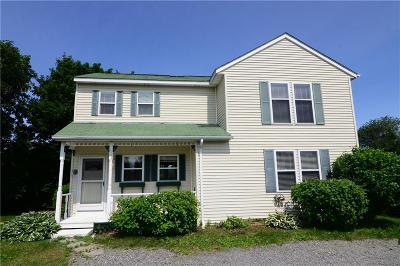 Narragansett Single Family Home For Sale: 681 Point Judith Rd