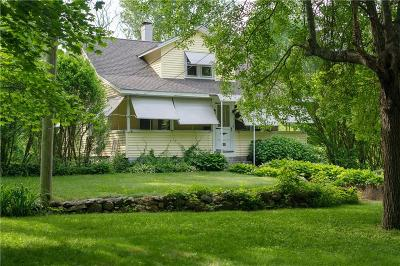 Scituate Single Family Home For Sale: 640 Rockland Rd