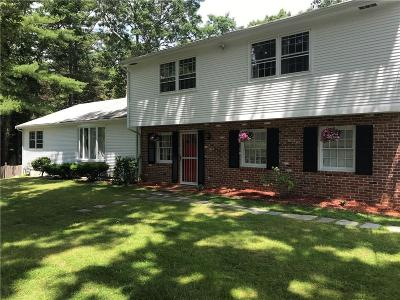 Coventry Single Family Home For Sale: 27 Wisteria Dr