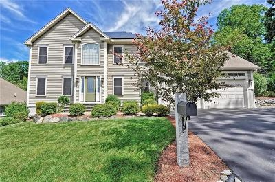 Cumberland RI Single Family Home For Sale: $410,000