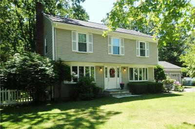 Cumberland Single Family Home For Sale: 55 Bishop Dr