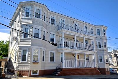 Providence Multi Family Home For Sale: 132 Gesler St