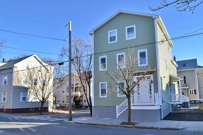 Providence RI Multi Family Home For Sale: $1,178,000
