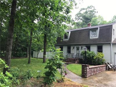 Hopkinton Single Family Home For Sale: 5 Ridley Lane