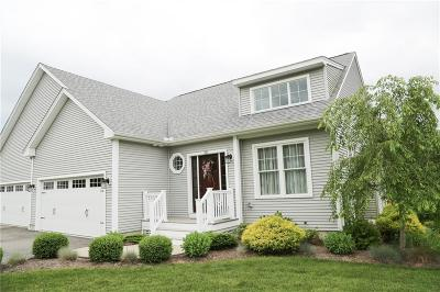 South Kingstown Condo/Townhouse For Sale: 135 Brandywyne Ct