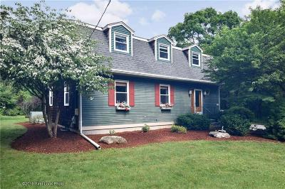 South Kingstown Single Family Home For Sale: 1030 Broad Rock Rd
