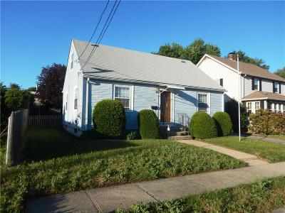 cranston Single Family Home For Sale: 12 Shortway Rd