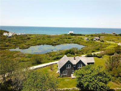 Block Island Single Family Home For Sale: 898 Cooneymus Rd
