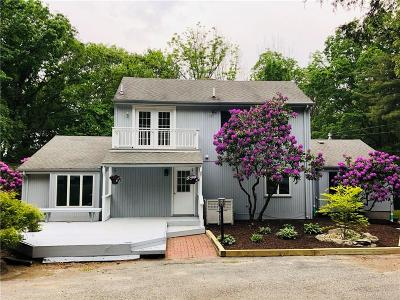 Single Family Home For Sale: 228 Harris Rd