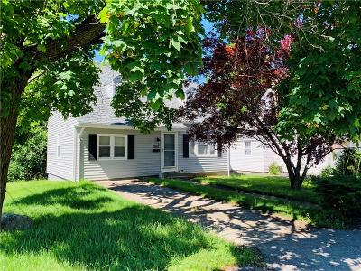North Providence Single Family Home For Sale: 2161 Mineral Spring Av
