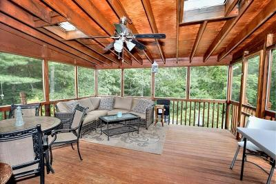 Coventry Single Family Home For Sale: 526 Camp Westwood Rd