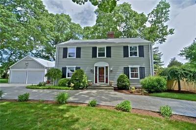 Kent County Single Family Home For Sale: 260 Algonquin Dr