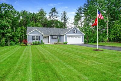 Glocester Single Family Home For Sale: 35 Cole St
