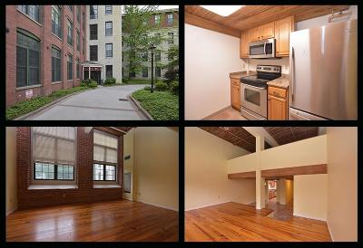 Smithfield Condo/Townhouse Act Und Contract: 15 Higgins St, Unit#115 #115